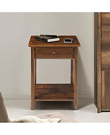 Night Owl Nightstand with USB Port