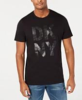 e83e517a7 DKNY Men's Logo Graphic T-Shirt