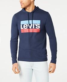 Levi's® Men's Evans Logo Graphic Hoodie