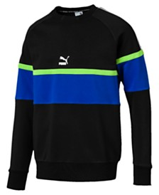 Puma Men's XTG Colorblocked Sweatshirt