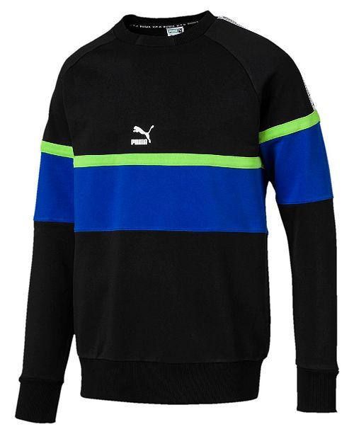 Puma Men's XTG Colorblocked Sweatshirt
