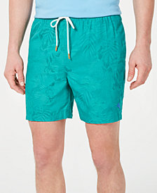 "Tommy Bahama Men's Naples Coastal Frond 6"" Swim Trunks"