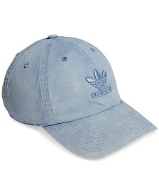 adidas Men's Originals Twill Logo Cap