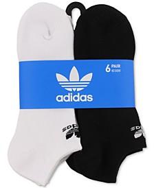 Men's 6-Pk. No-Show Socks