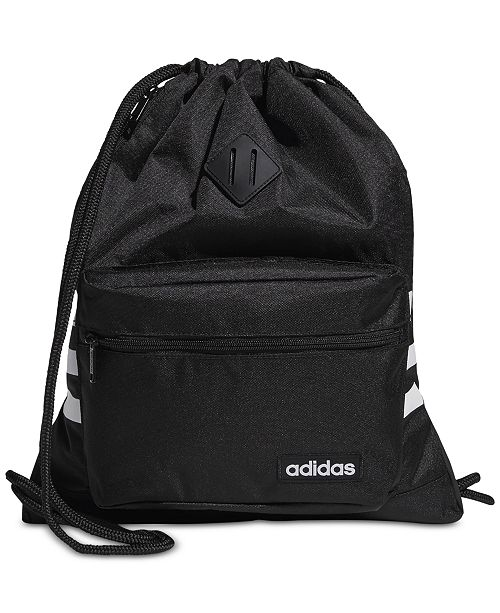 adidas Men's Three-Stripe Sackpack