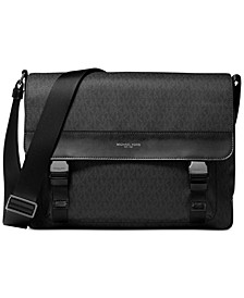 Men's Jet Set Messenger Bag