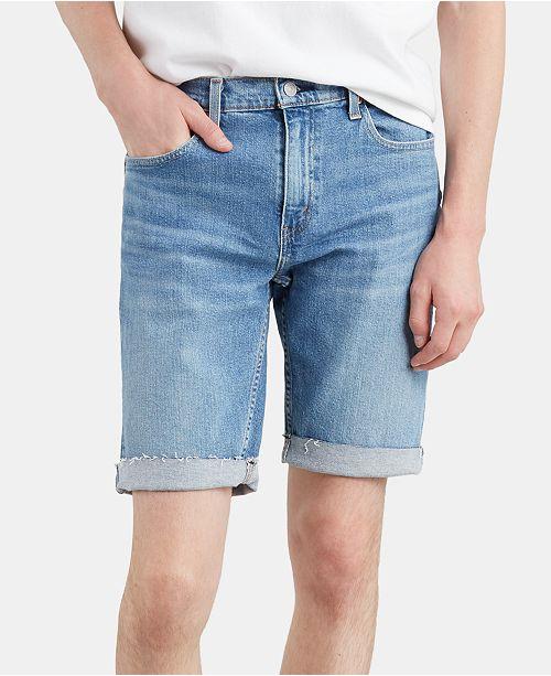 Levi's Men's 502 Classic Fit Denim Shorts
