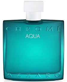Men's Chrome Aqua Eau de Toilette Spray, 3.4-oz.
