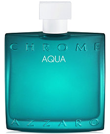 Azzaro Men's Chrome Aqua Eau de Toilette Spray, 3.4-oz.