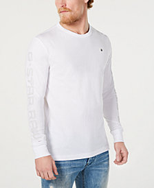 G-Star RAW Men's Swando Logo Graphic T-Shirt, Created for Macy's