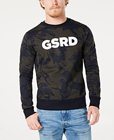 G-Star RAW Men's Printed Logo T-Shirt, Created For Macy's