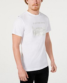 Men's Hamburger Logo Graphic T-Shirt, Created for Macy's