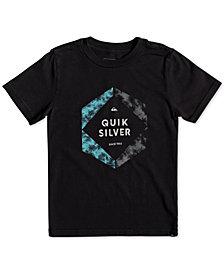Quiksilver Little Boys Hex Logo T-Shirt