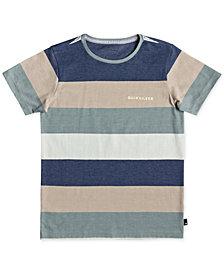 Quiksilver Little Boys Unsung Heroes Stripe T-Shirt