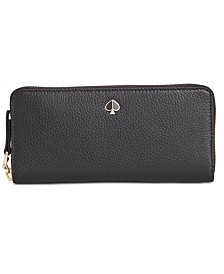 kate spade new york Polly Slim Continental Wallet