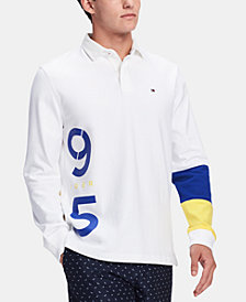 Tommy Hilfiger Men's Lance Rugby Shirt