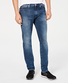 Armani Exchange Men's Tapered-Fit Jeans