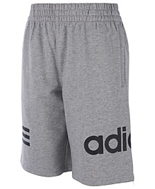 Big Boys Core Cotton Shorts