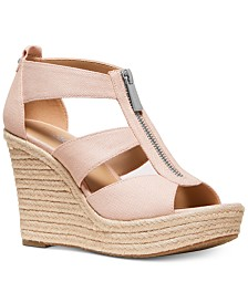 MICHAEL Michael Kors Damita Platform Wedge Sandals