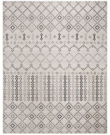 Safavieh Montage Gray and Charcoal 8' x 10' Area Rug