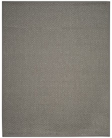 Safavieh Natural Fiber Light Gray and Gray 8' x 10' Sisal Weave Area Rug