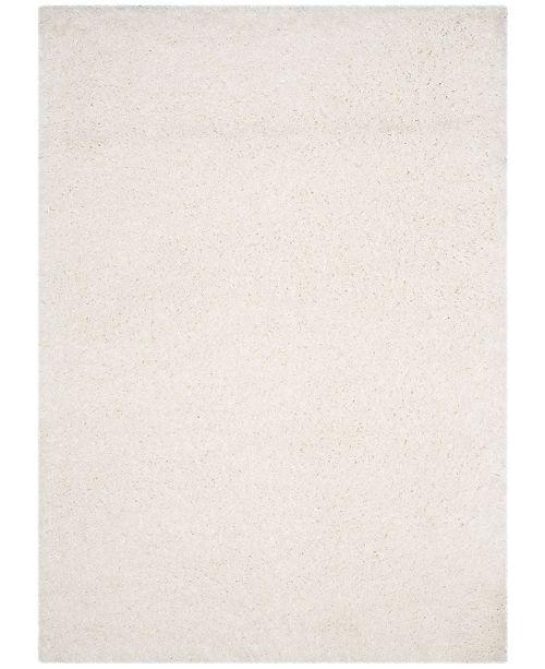 """Safavieh Polar White 5'1"""" x 7'6"""" Area Rug"""