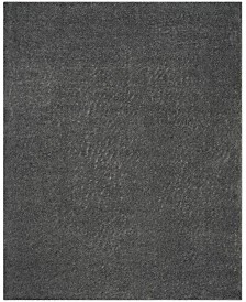 Safavieh Arizona Shag Dark Gray 8' x 10' Area Rug