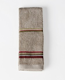 Madison Stripe Tip Towel