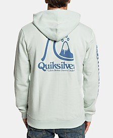 Quiksilver Men's Spring Roll Graphic Hoodie