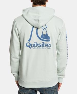 Quiksilver Tops MEN'S SPRING ROLL GRAPHIC HOODIE