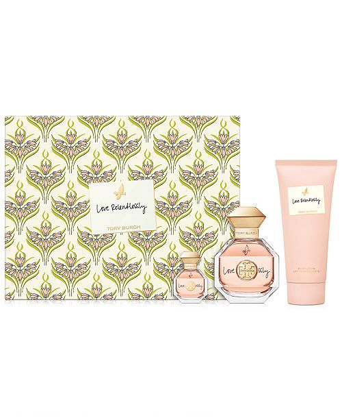 Tory Burch 3-Pc. Love Relentlessly Luxe Gift Set