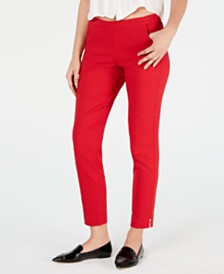 HUE® Diamond-Texture Loafer Skimmer Leggings
