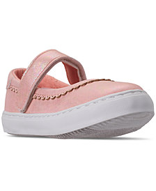 Nine West Toddler Girls' Adaya Mary Jane Casual Sneakers from Finish Line