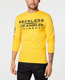 Young & Reckless Men's Admiral Logo Long Sleeve T-Shirt