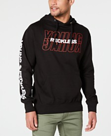 Young & Reckless Men's Reciprocal Logo Hoodie