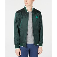 a49c30a17 Calvin Klein Men's Water-Resistant Bomber Jacket Deals