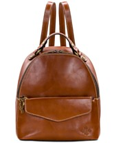 Patricia Nash Montioni 2-in-1 Leather Backpack 49753c0928465
