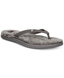 Women's Fluffie II Flip-Flop Sandals