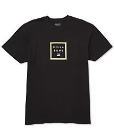 Billabong Men's Stacked Graphic T-Shirt