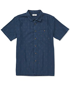 Billabong Men's Jacquard Shirt