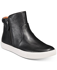 Gentle Souls by Kenneth Cole Women's Carter High-Top Sneakers