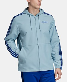 adidas Men's Essentials Hooded Windbreaker