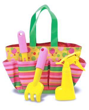 Melissa and Doug Kids Toy, Blossom Bright Tote Set 675169