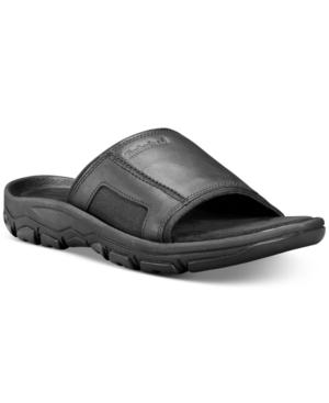 Timberland Sandals MEN'S ROSLINDALE SLIDE SANDALS MEN'S SHOES