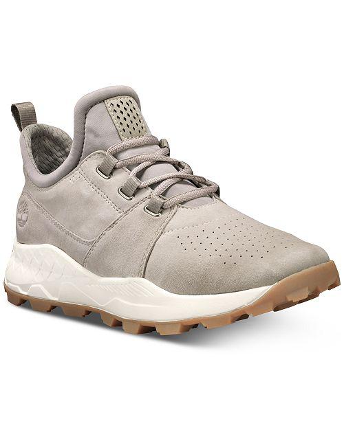 Timberland Men's Mesh Brooklyn Oxford Sneaker