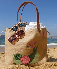 Palmera Beachwear Coko Medium Tote