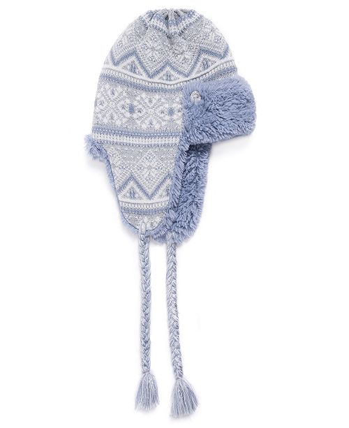 bd4c4d420a577 Muk Luks Women s Trapper Hat   Reviews - Home - Macy s