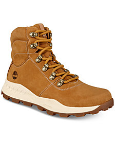 Timberland Men's Waterproof Brooklyn Boots