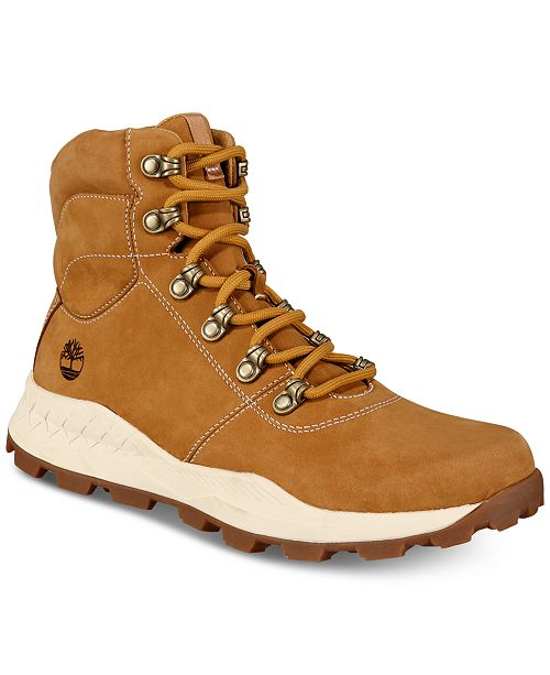 Timberland Men's Waterproof Brooklyn Boots