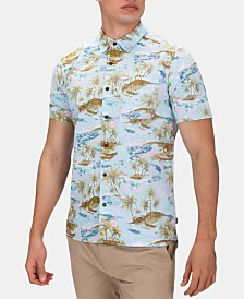 Hurley Men's Outrigger Graphic Shirt